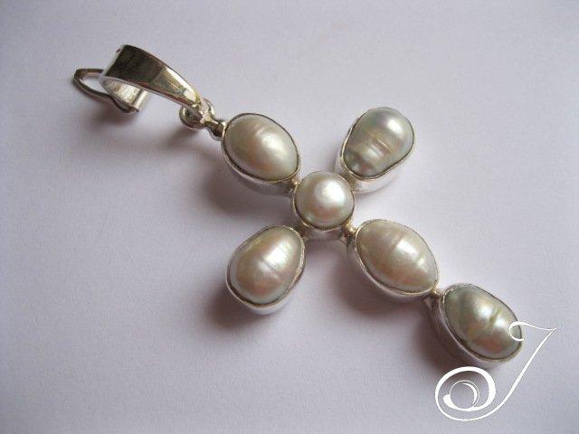 my pearl cross