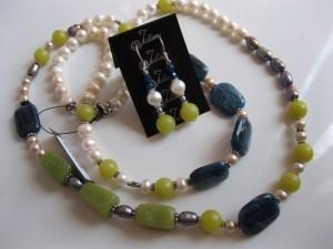 Apatite-Jewellery