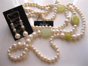 lime jewellery